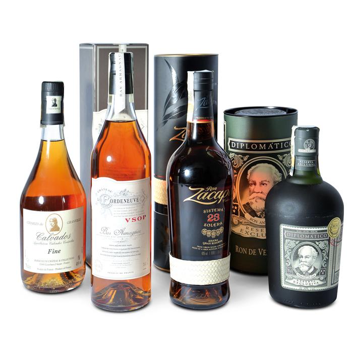 Dárky pro muže: Karibské exkluzivní rumy aspol.