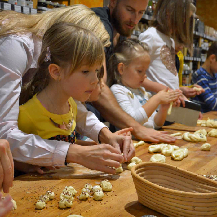 Předvánoční pečení pro děti