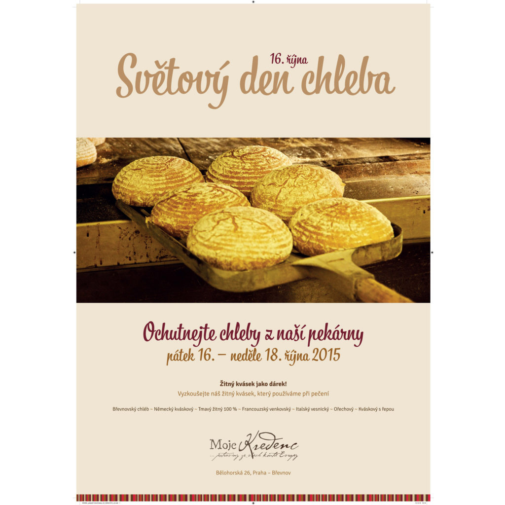 plakat Den chleba_ctverec