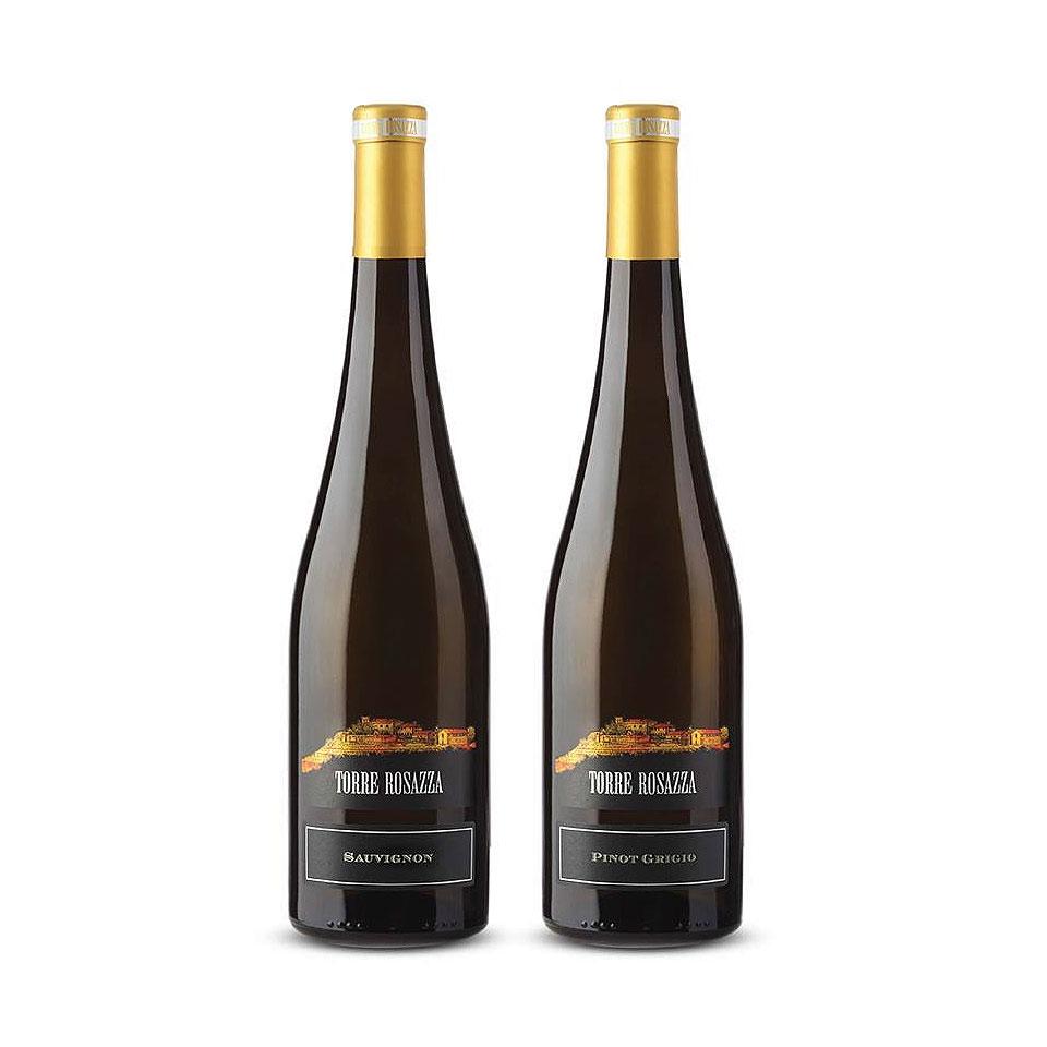 Wine Spectator: 89 bodů pro vína zTorre Rosazza