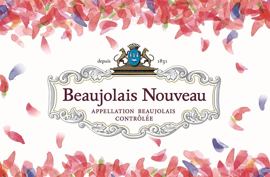 19.11. Le Beaujolais nouveau est arrivé