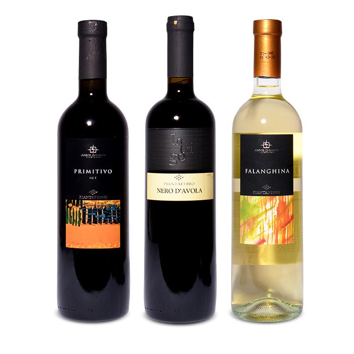 Vína zjihu Itálie, která nezklamou