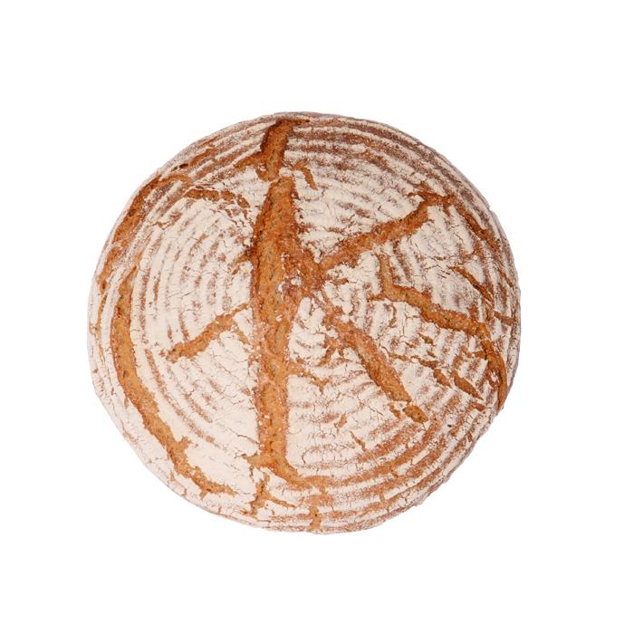 Novinka: Německý kváskový chléb