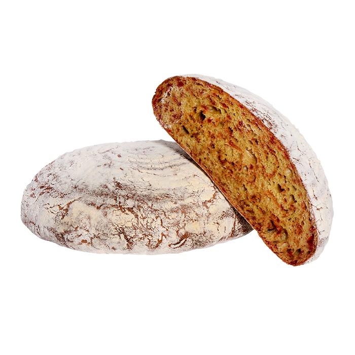 Novinka: Kváskový chléb sčervenou řepou