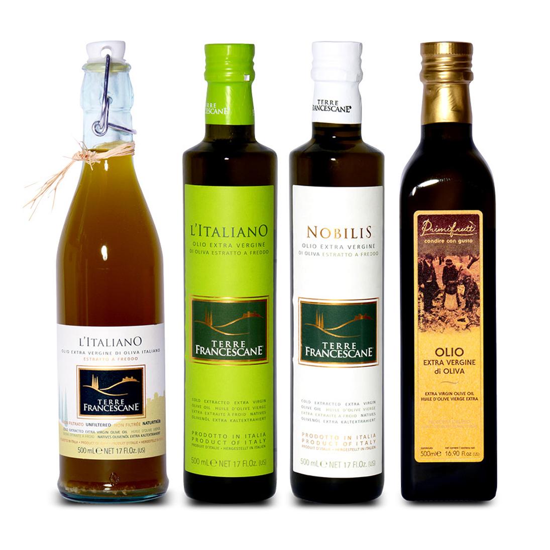 Nové olivové oleje od Cufrolu