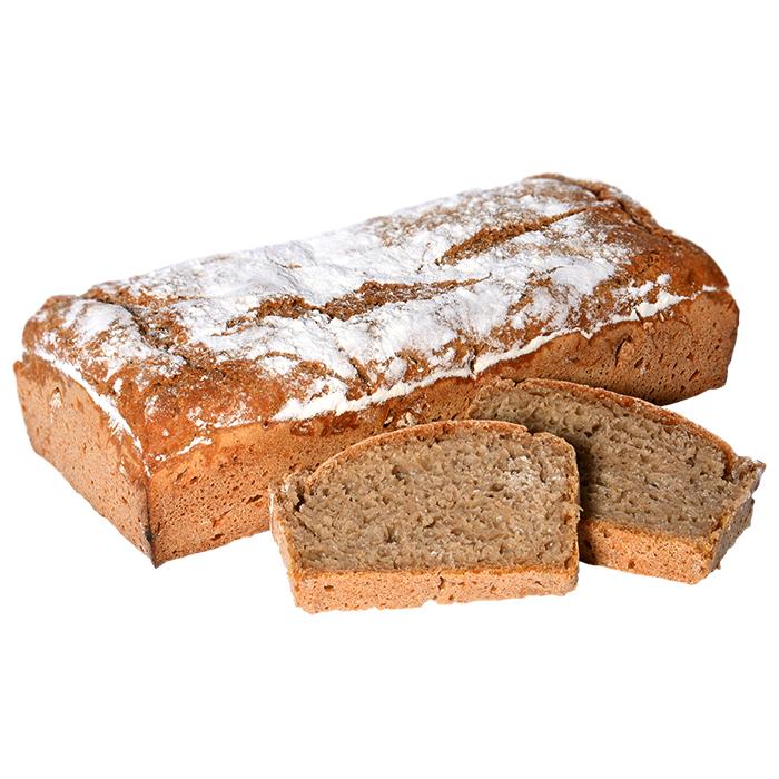 Tmavý žitný chléb 100%