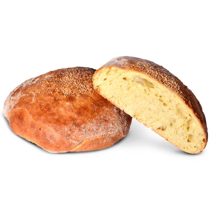 Italský vesnický chléb