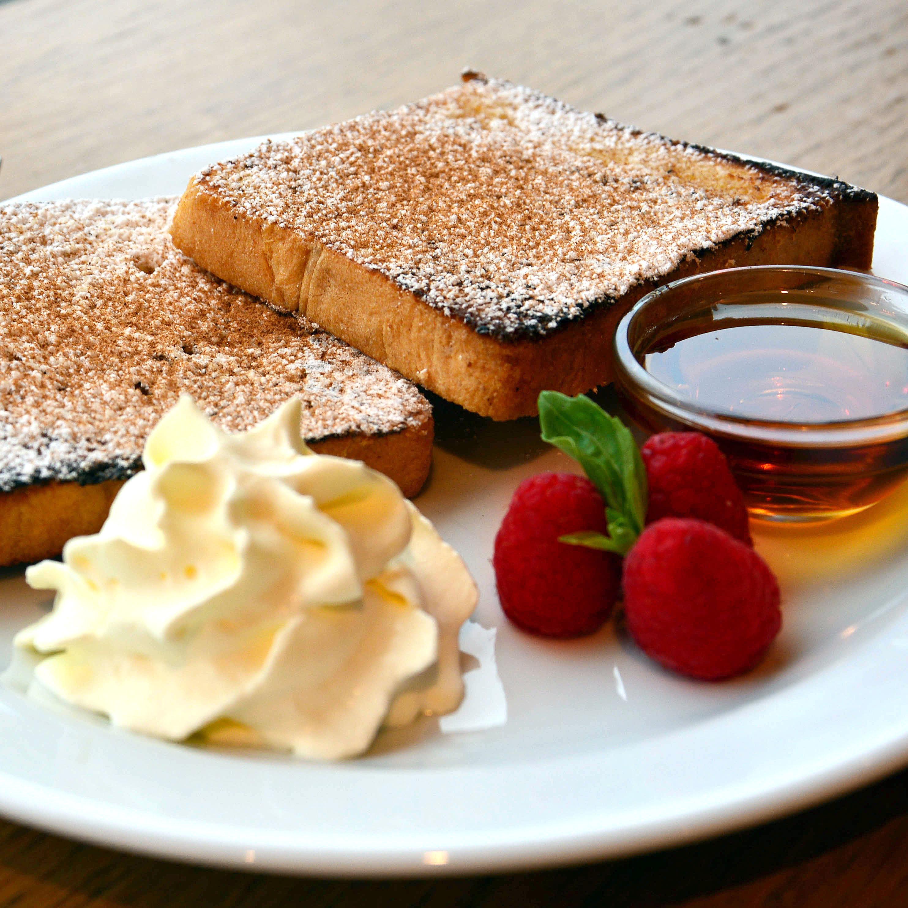 Francouzský toust ke snídani!
