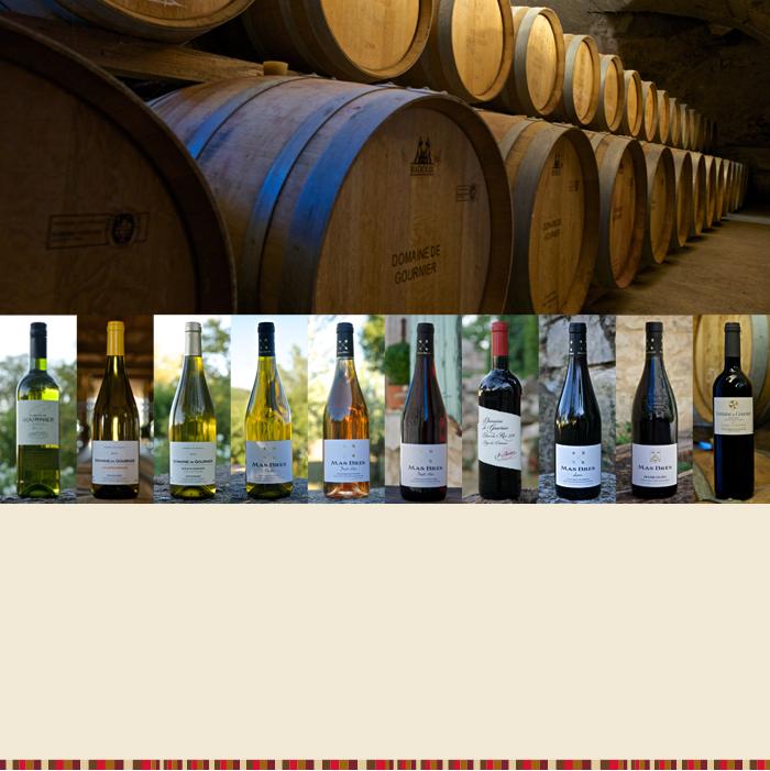 Pozvánka na degustaci: Vinařství Domaine de Gournier, Languedoc