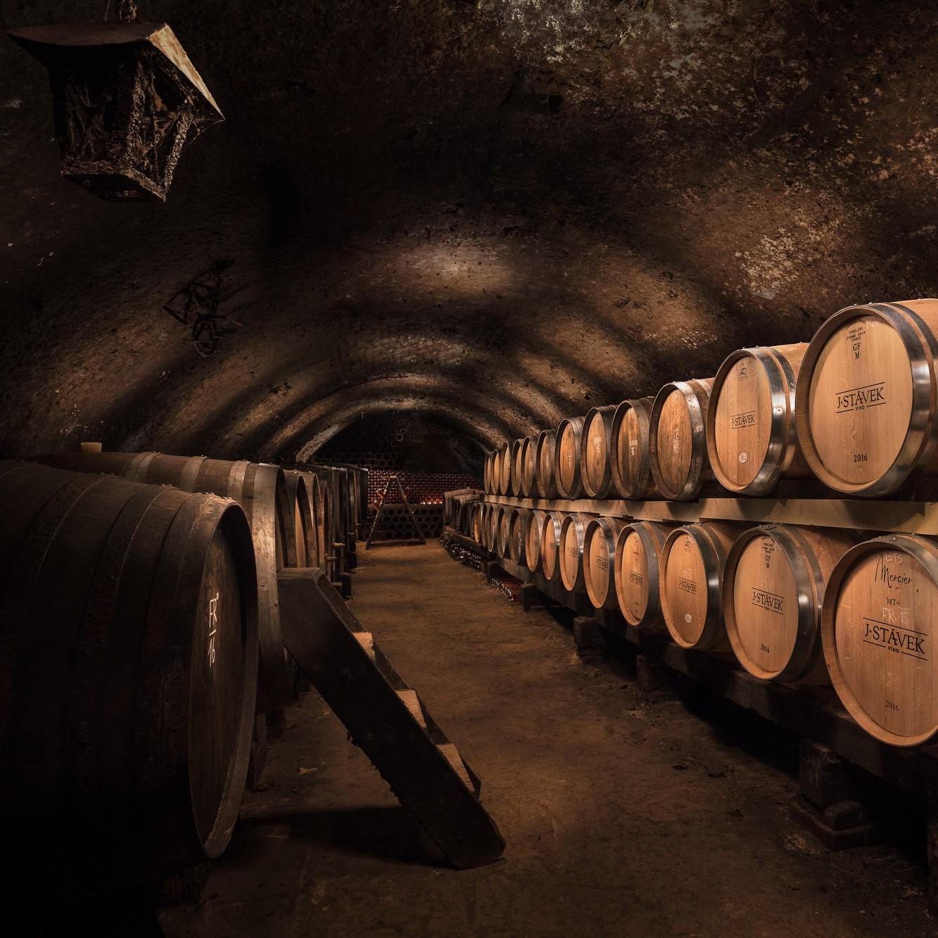 Víno Jan Stávek  – Nejlepší vinařství roku 2017