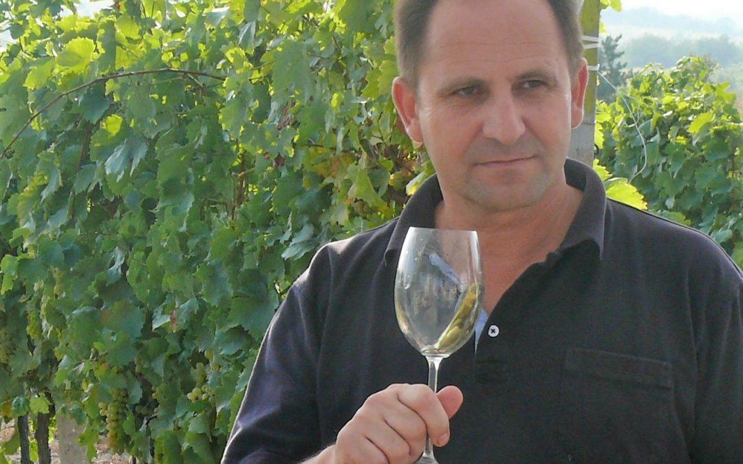 Degustace vKredenci: Vinařství Ludvik Žofiak