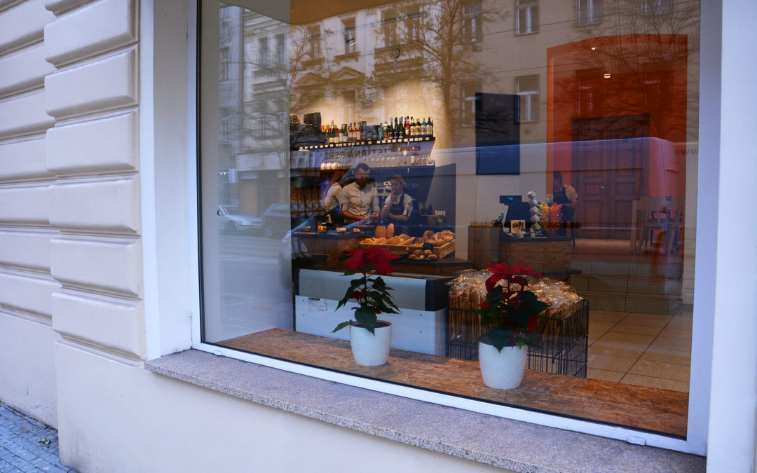 Otevřeli jsme novou prodejnu vKorunní ulici
