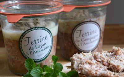 Riletky, teriny aklobásky Loste Tradi-France
