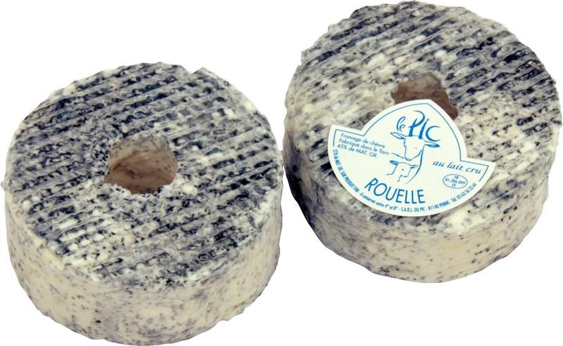 Vánoční nabídka francouzských sýrů