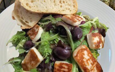 Řecké menu vBělohorské